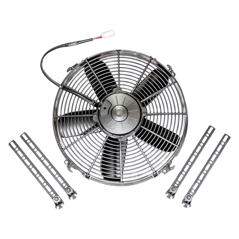 universal electric fan mounting brackets