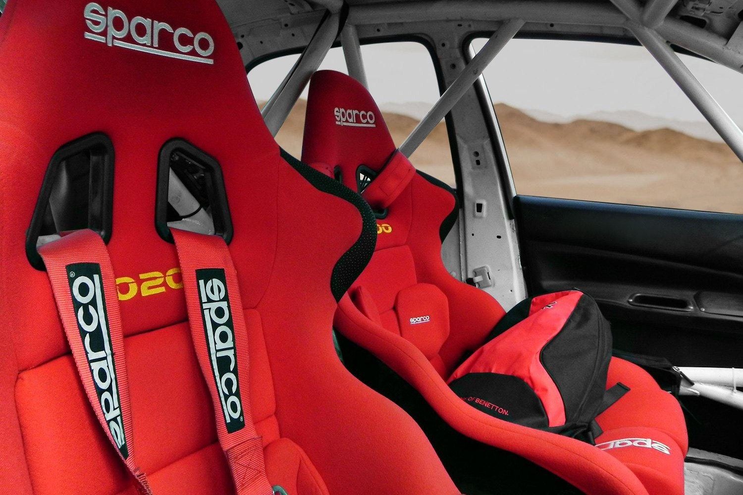 Sparco R100 Vinyl Review Sparco R100 Seat Street Series