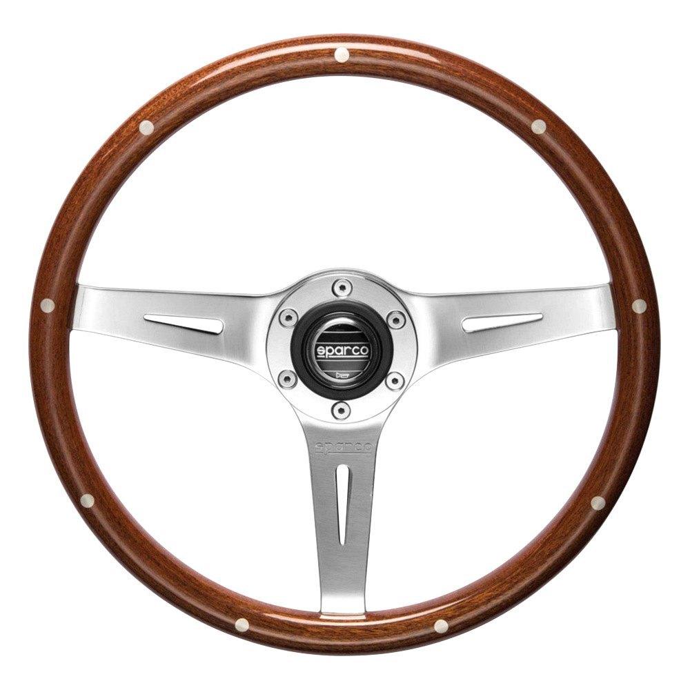 Sparco sanremo series steering wheel for Diametre interieur