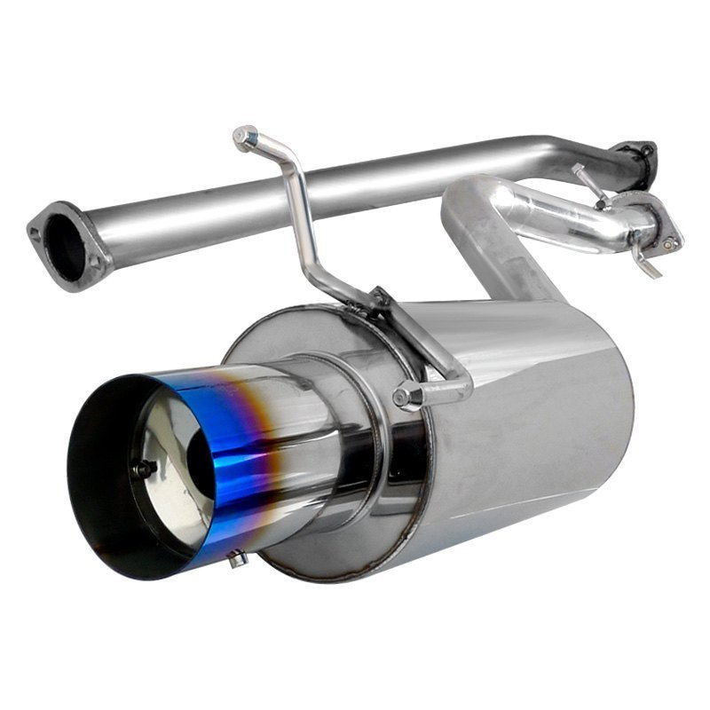 N Style  Ss Cat Back Exhaust System