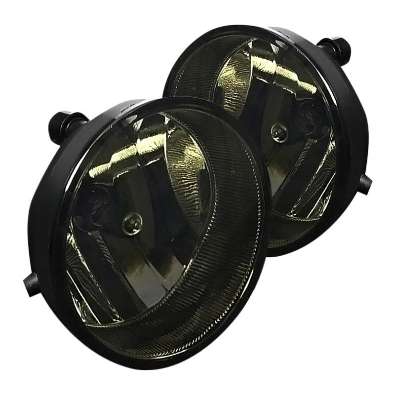 lf tac06goem hz toyota tacoma 2005 smoke oem style fog lights. Black Bedroom Furniture Sets. Home Design Ideas