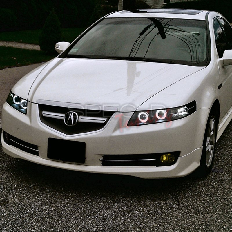 Acura TSX 2004 Yellow Factory Style Fog Lights