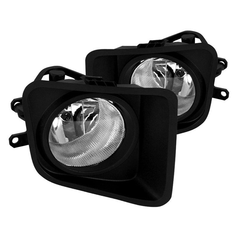 spec d toyota tundra 2016 oe style fog lights. Black Bedroom Furniture Sets. Home Design Ideas