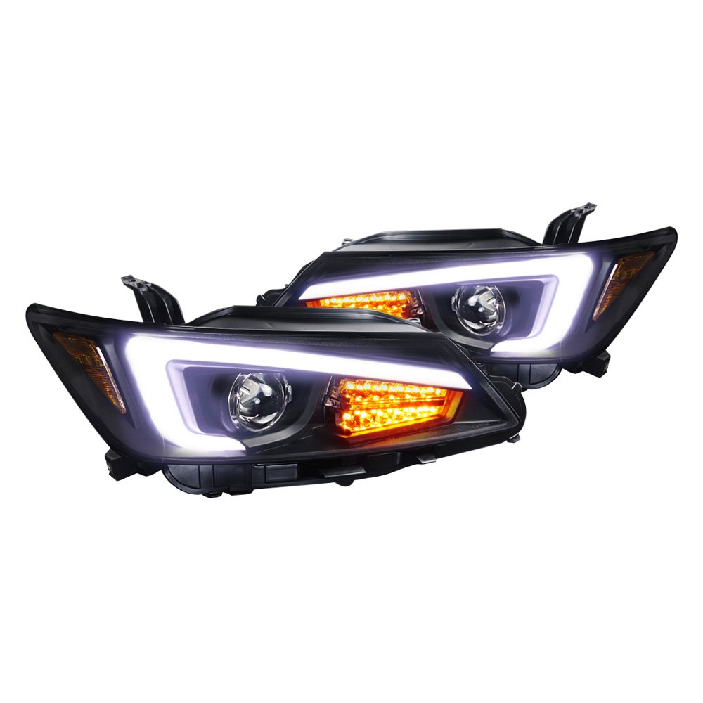 spec d headlights with led light bar scion tc forums. Black Bedroom Furniture Sets. Home Design Ideas