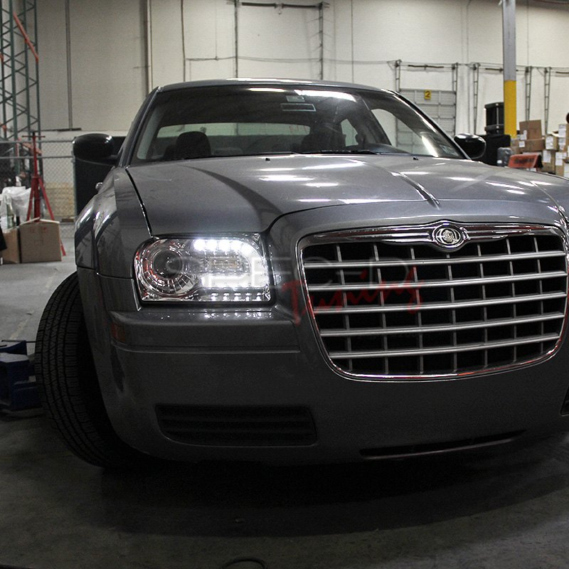 spec d chrysler 300 300c without factory hid xenon. Black Bedroom Furniture Sets. Home Design Ideas