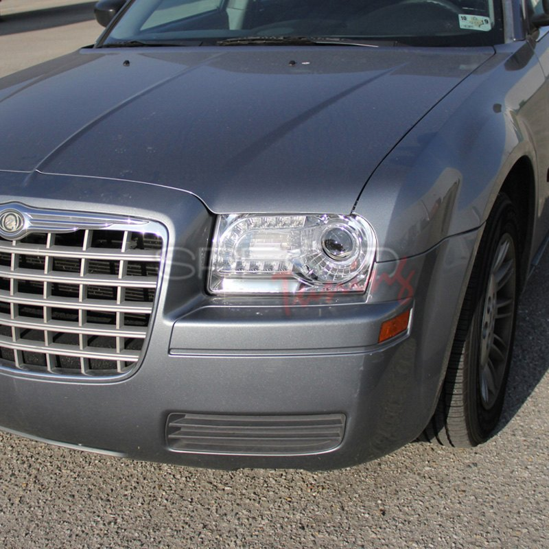 spec d chrysler 300 without factory hid xenon. Black Bedroom Furniture Sets. Home Design Ideas