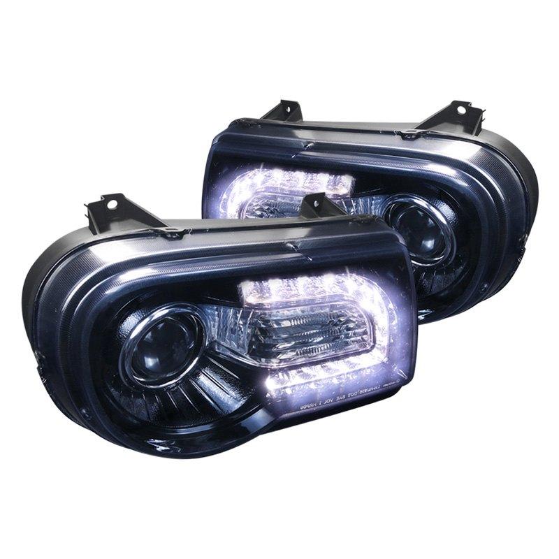 aftermarket headlights chrysler 300 aftermarket headlights. Black Bedroom Furniture Sets. Home Design Ideas