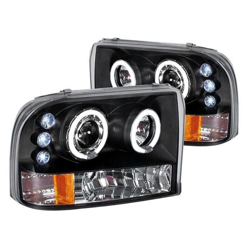 2001 f250 led headlights ring doorbell versions