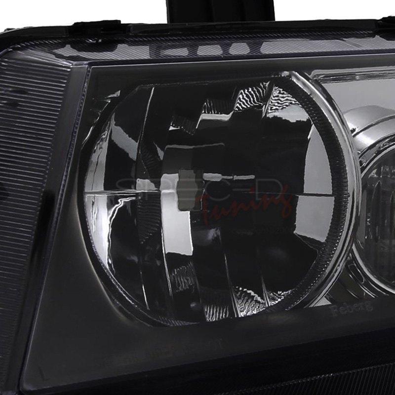 Spec-D Tuning 2LHP-TSX04JM-RS Acura TSX Projector Headlights