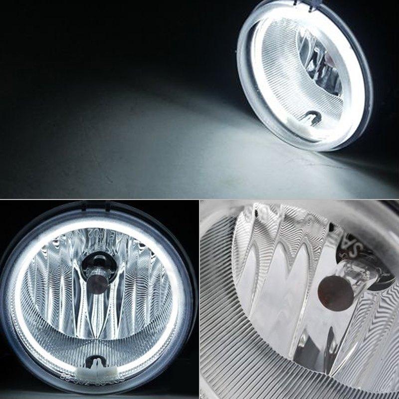 Spec-D® - Halo Fog Lights on