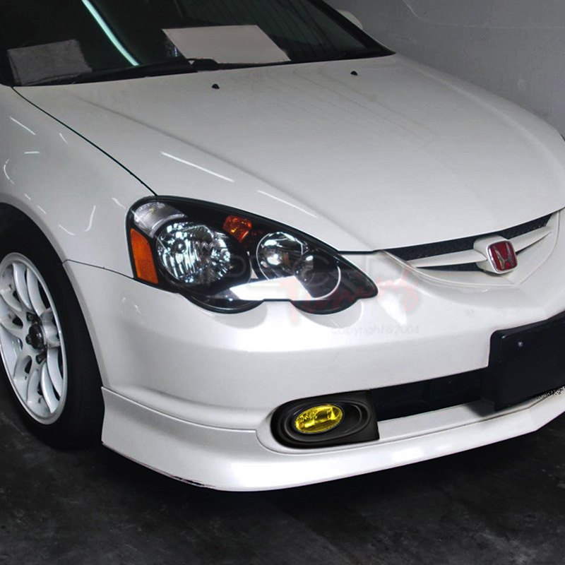 Acura RSX 2002 Yellow Factory Style Fog Lights