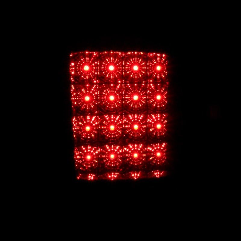 Led Spec-D Tuning LT-RAN06GLED-TM Smoke Tail Light