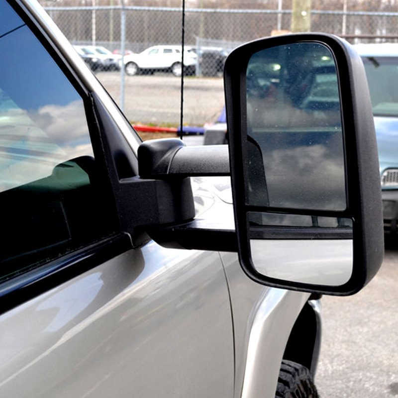 ... Driver and Passenger Side Manual Towing Mirrors ... & Spec-D® RMX-SIV99-M-FS - Driver and Passenger Side Manual Towing ...