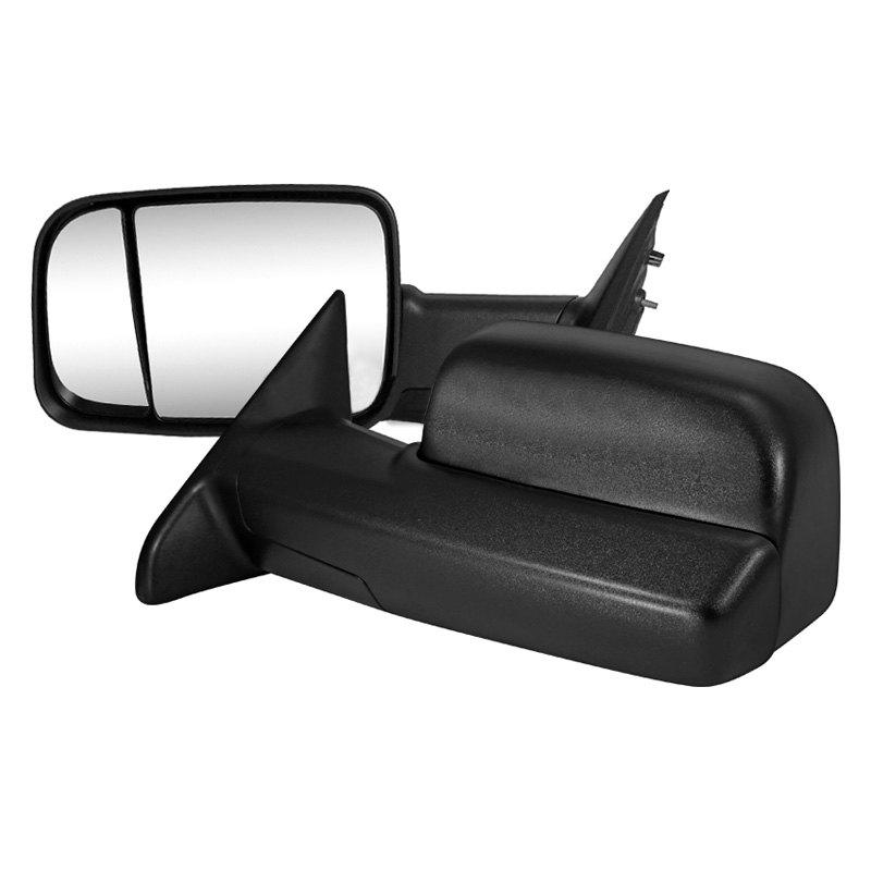 Spec D 174 Dodge Ram 2010 Power Towing Mirrors