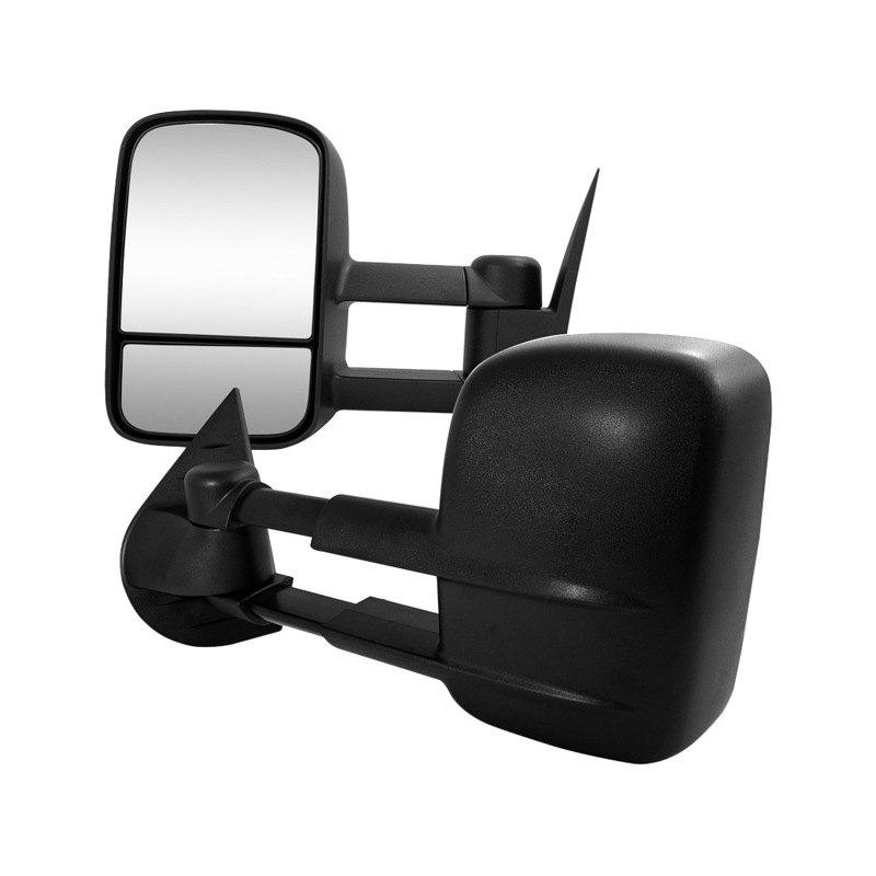 Spec D Chevy Silverado 2014 Towing Mirrors