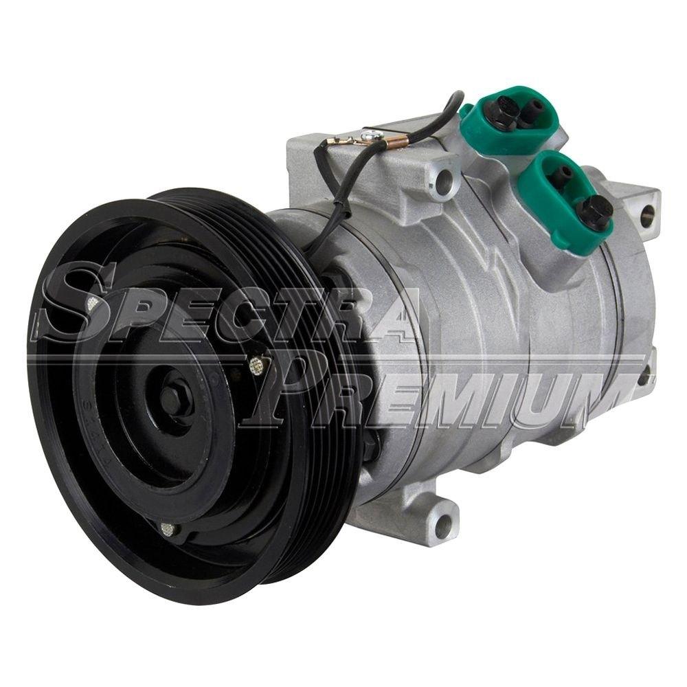 For Honda Pilot 2003-2004 Spectra Premium A/C Compressor W