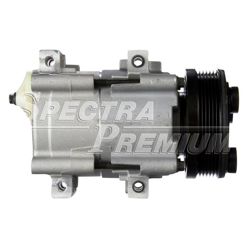 Spectra Premium U00ae 0610102  C Compressor With Clutch