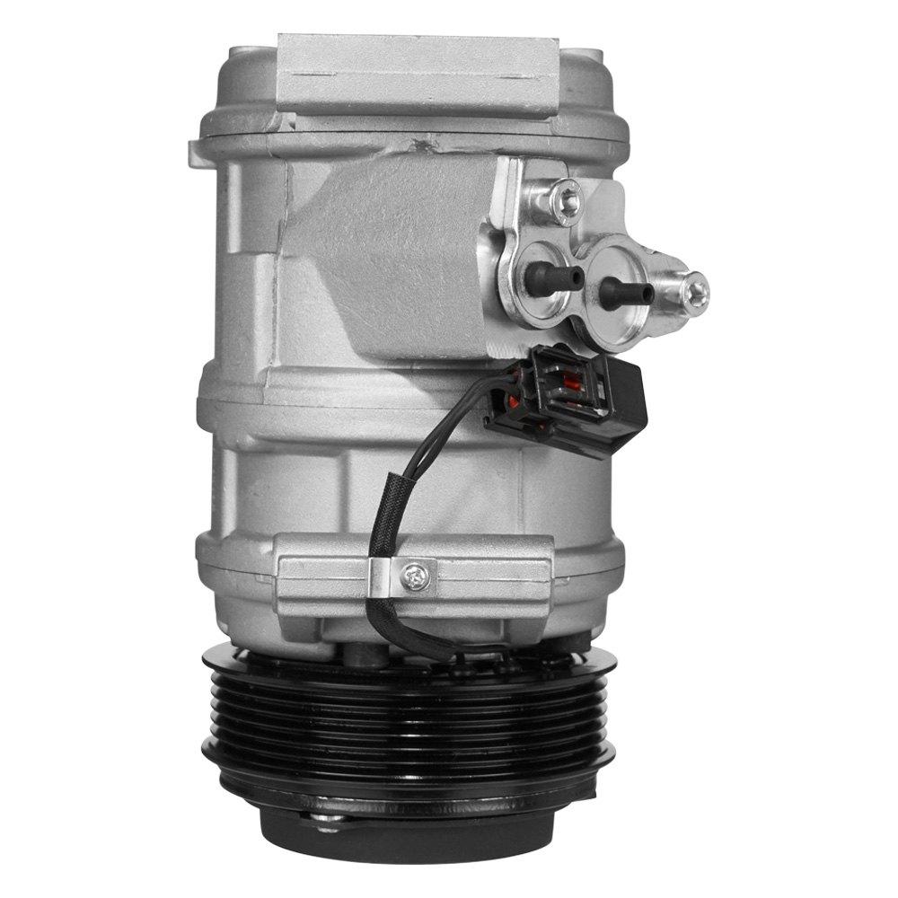 GMC Acadia 2008 A/C Compressor