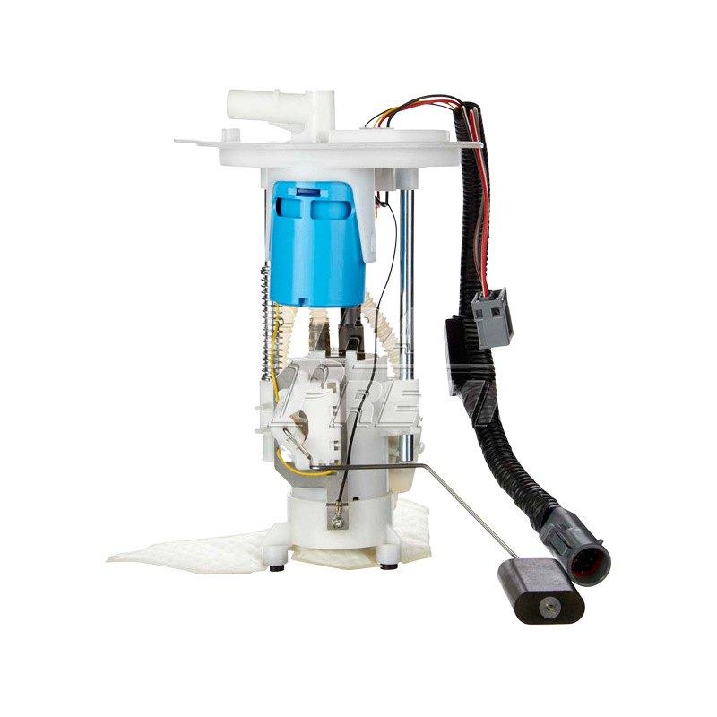 Fuel Pump Sender Assembly Spectra SP2075M