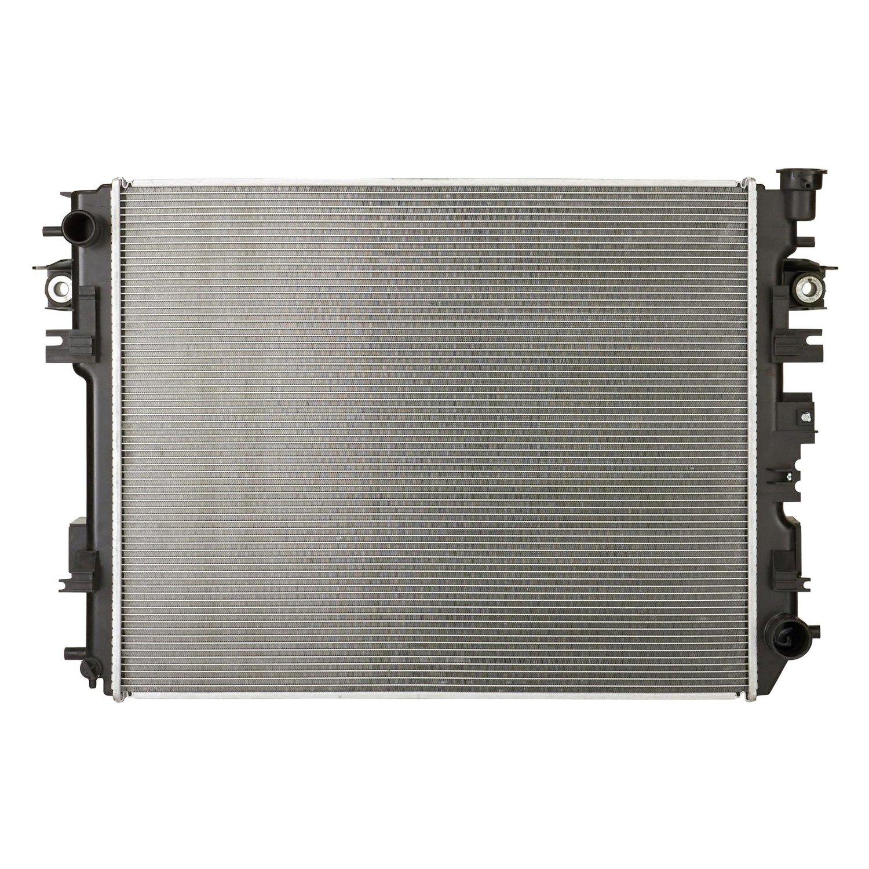 Spectra Premium CU13492 Complete Radiator 1 Pack