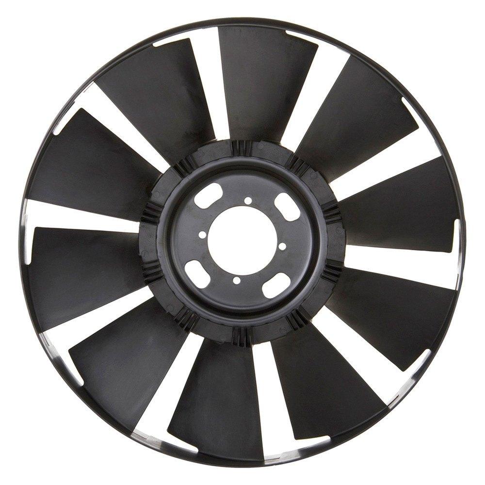 Motor Cooling Blades : Cf spectra premium engine cooling fan blade