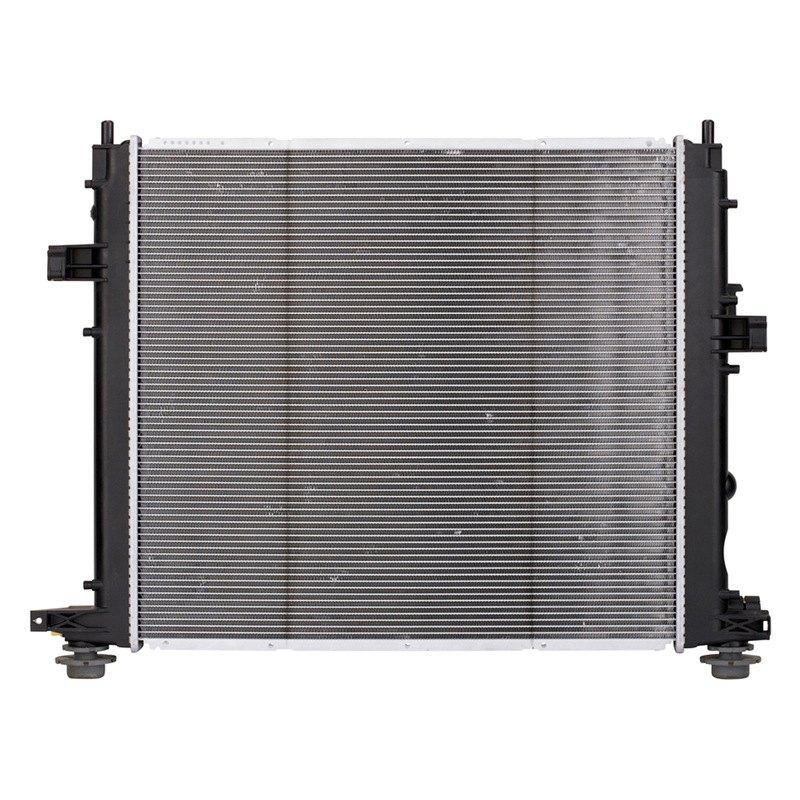 spectra premium cadillac ats 2014 engine coolant radiator. Black Bedroom Furniture Sets. Home Design Ideas