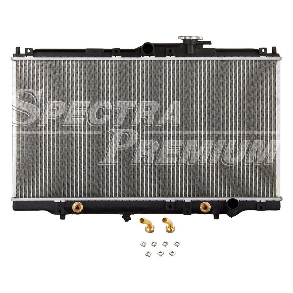spectra premium® - acura cl 1998 engine coolant radiator acura engine coolant