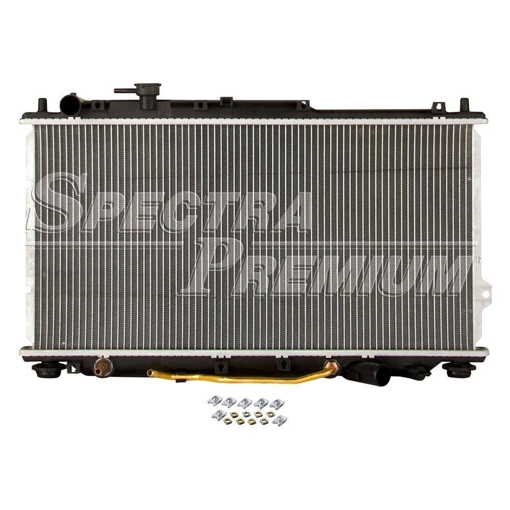2000 Kia Spectra Suspension: Kia Spectra 2004 Engine Coolant Radiator