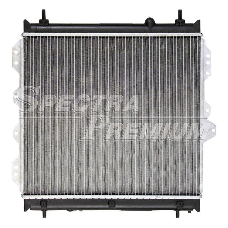 spectra premium chrysler pt cruiser 2 4l 2004 engine coolant radiator. Black Bedroom Furniture Sets. Home Design Ideas