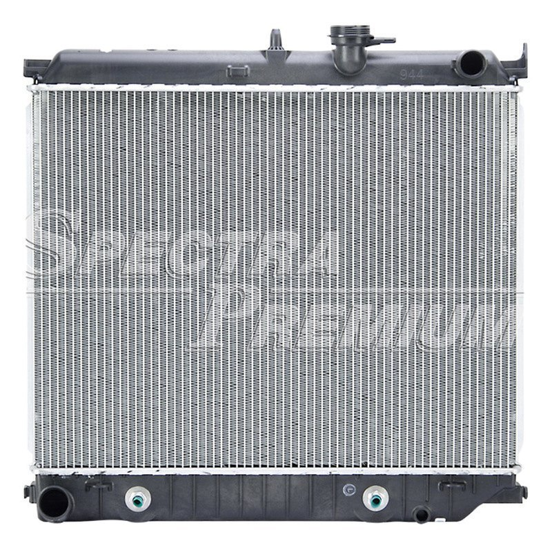 Spectra premium chevy colorado engine coolant radiator