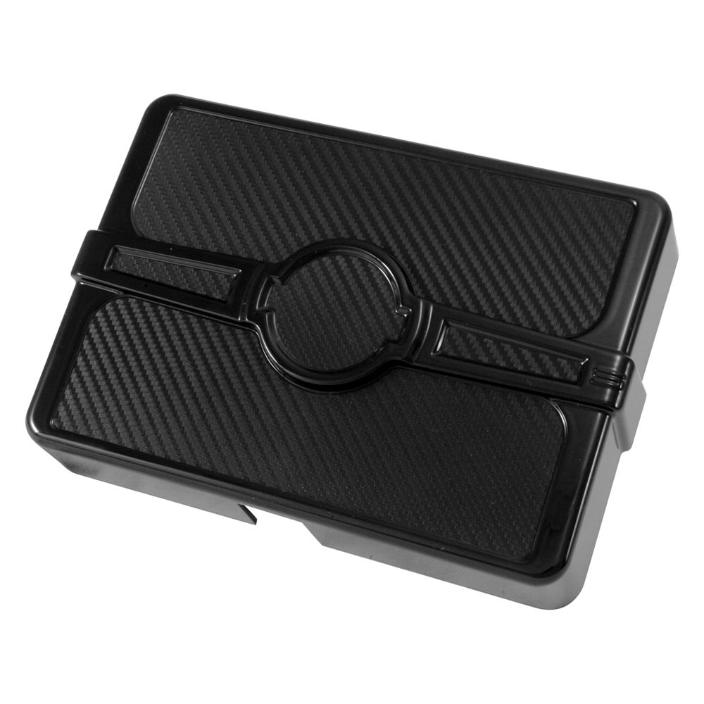 spectre performance 42827k - black fuse box cover | ebay black fuse box black fuse box