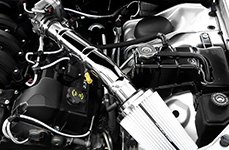 Spectre Performance® - Air Intake Kit with White Filter