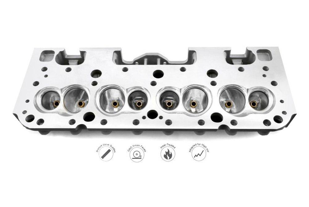 Speedmaster® PCE281 2038 - Aluminum Complete Cylinder Heads (Chevy Big  Block V8)