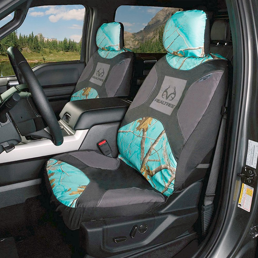 Terrific Spg Realtree Antler Damask Camo Seat Covers Alphanode Cool Chair Designs And Ideas Alphanodeonline