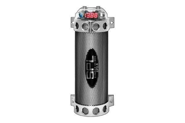 BOSS AUDIO CPBL Farad Capacitor: Car Electronics