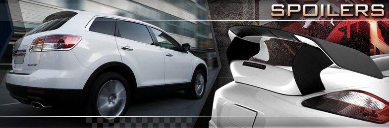 Mazda CX-9 Spoilers - 2012