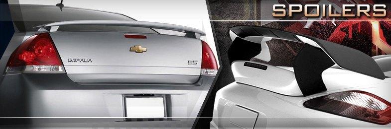 Chevrolet Impala 2012. Chevy Impala Spoilers - 2012