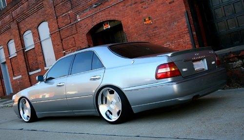 2003 Infiniti Q45 wallpapers PICTURES