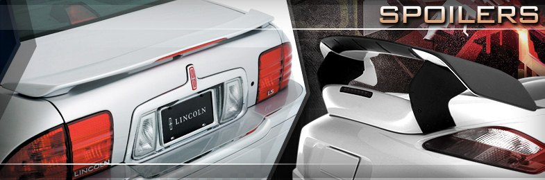 Lincoln Ls 2003. 2003 LINCOLN LS SPOILER