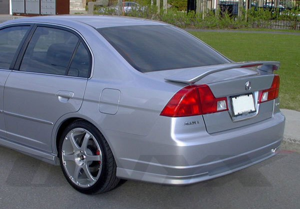 Acura Spoilers And Wings