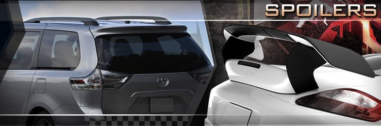 Toyota Sienna 2004 Pictures. 2004 TOYOTA SIENNA SPOILER