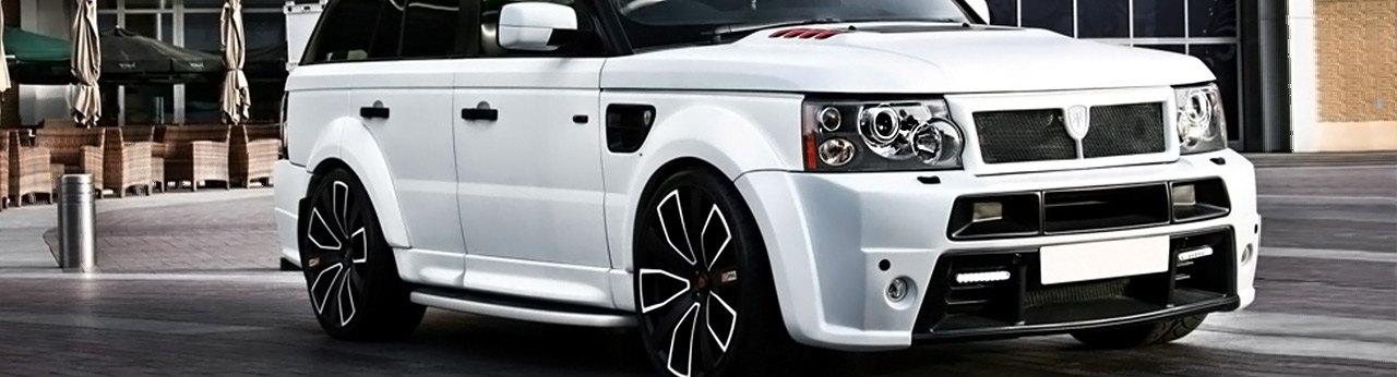 Land Rover Body Kits