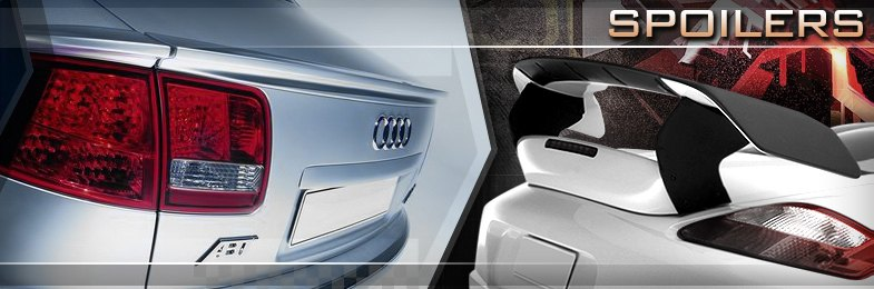 Audi Spoiler