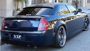 Chrysler 300 Rear Spoiler