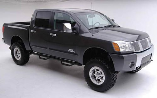 The 40000 dollar LE 4X4 Crew Cab also has the 5.6 liter 8 cylinder engine