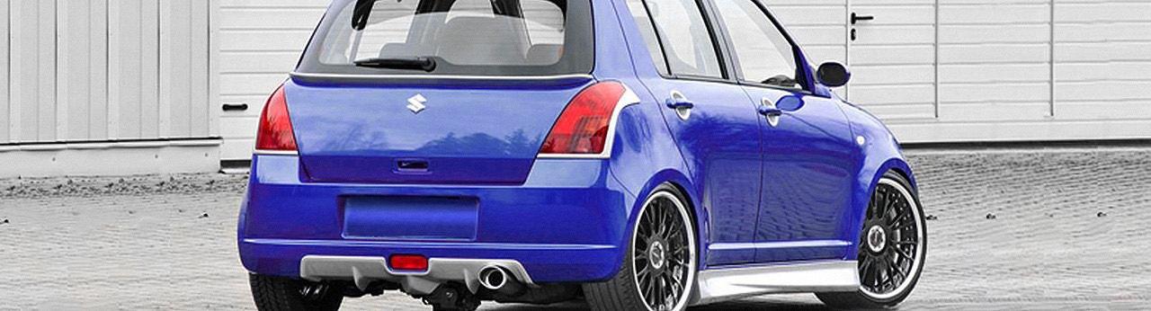 Suzuki Spoilers