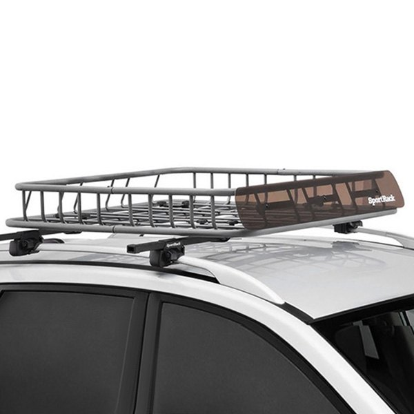 Sportrack Cargo Basket Sportrack® Roof Basket