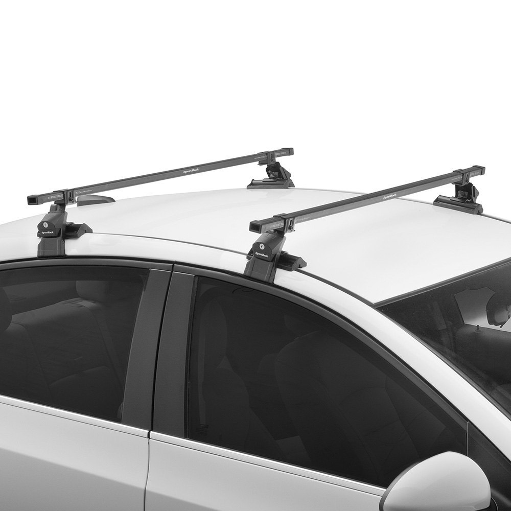 Sportrack 174 Ford Edge 2007 Complete Roof Rack System