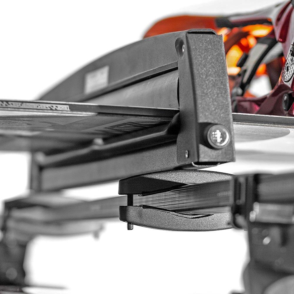 SportRack® - Audi Q7 2007 Ski and Snowboard Rack
