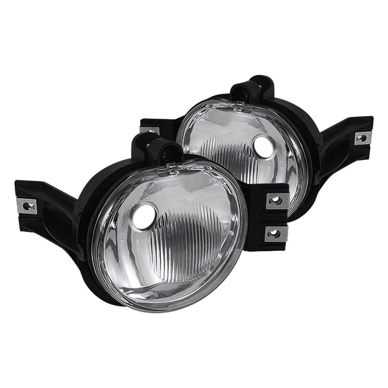 spyder dodge ram 2006 2007 clear oem style fog lights. Black Bedroom Furniture Sets. Home Design Ideas